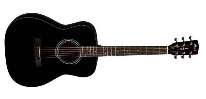 Cort AF510 BKS - akustická kytara