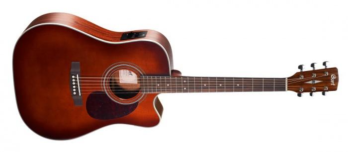 Cort MR500E BR - elektroakustická kytara