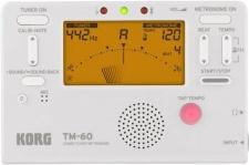 KORG TM-60 WH