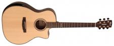 Cort GA PF Bevel NAT - elektroakustická kytara
