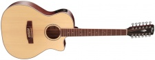 Cort GA MEDX 12 OP - elektroakustická dvanáctistrunná kytara