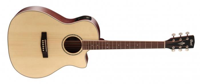 Cort GA-MEDX OP - elektroakustická kytara