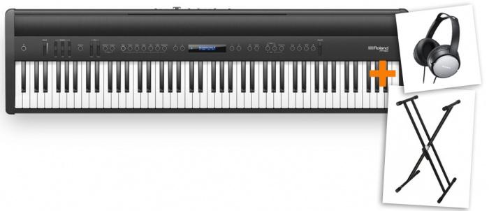 Roland FP60 BK SET 2XS