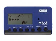 Korg MA 2 BLBK - digitální metronom