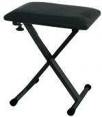 Truwer RSX1 klávesová stolička - černá