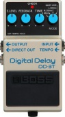 Boss DD-3T - kytarový efekt delay