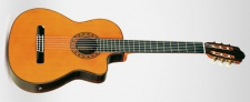 ESTEVE ELEC (cedr) - klasická kytara se snímačem