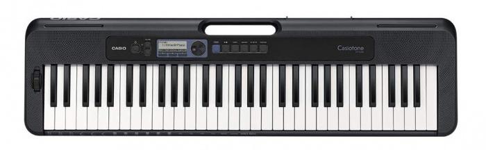CASIO CT-S300 - klávesy s dynamikou