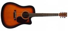 BaCH DC70 TS - akustická kytara