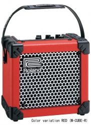 Roland Micro Cube Red - cestovní kombo