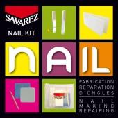 Savarez Nail Kit - umělé nehty pro kytaristy