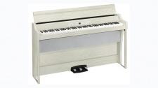 Korg G1B Air WA - digitální piano bílé popelavé