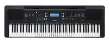 Yamaha PSR EW 310 - digitální klávesy