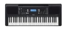Yamaha PSR E373 - digitální klávesy