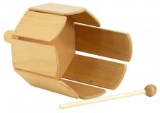 "Truwer DP 992 - dřevěný tone block 6,5"""