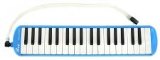 Truwer L 37 K BL - modrá melodika s pouzdrem