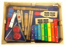 Truwer DP 557 - sada drobných nástrojů v boxu