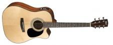 Cort AD 880 CE NAT - elektroakustická kytara