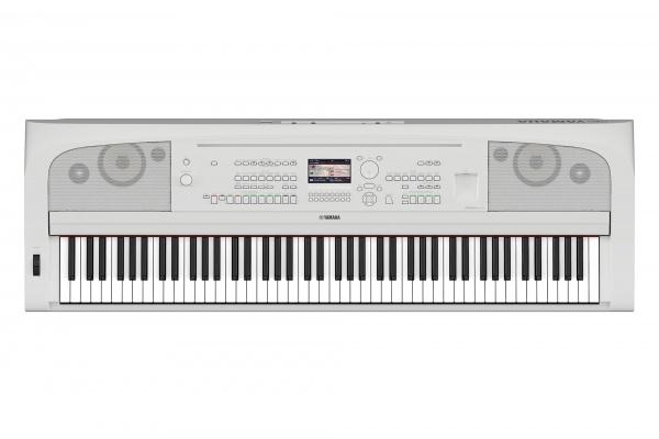 Yamaha DGX 670 WH - digitální stage piano