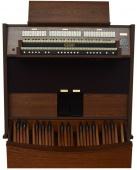 Viscount Chorum S40 - digitální chrámové varhany