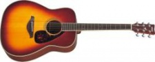 Yamaha FG 720S BRS - akustická kytara