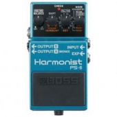 Boss PS 6 - kytarový efekt Harmonizér/Pitch shifter