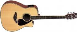 Yamaha FGX 720 SC - elektroakustická kytara