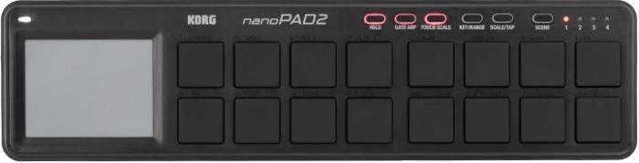 Korg nanoPAD 2 BK