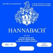Hannabach 8001 HT - nylonové struny pro klasickou kytaru (high tension)