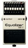 Boss GE 7 - kytarový ekvalizér