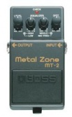Boss MT 2 - kytarový efekt distortion (metal zone)