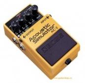 Boss AC 3 - kytarový efekt, simulátor akustické kytary