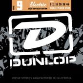 Dunlop DEN 0946 - kovové struny pro elektrickou kytaru (LT/HEAVY) 9/46