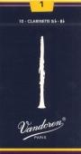 Vandoren plátek pro B klarinet - tvrdost 1