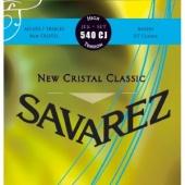 Savarez 540 CJ New Cristal Classic - nylonové struny pro klasickou kytaru (high tension)