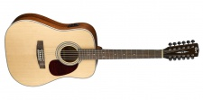 Cort Earth 70 12E OP - dvanáctistrunná elektroakustická kytara