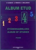 Album etud 4 - Kleinová, Fišerová, Mullerová
