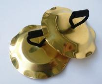 Woodklang Cymbals mini - prstové činelky