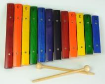 HoRa Xylofon 1,5 oktávy - xylofon