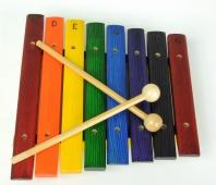 HoRa Xylofon 1 oktáva - xylofon