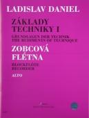 Základy techniky 1 altová zobcová flétna - Ladislav Daniel