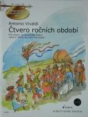 Čtvero ročních období - Vivaldi Antonio