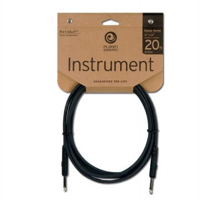 Planet Waves Instrument Classic Series - nástrojový kabel 6,1 m