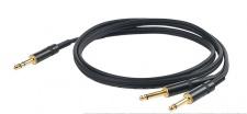 Proel Audio Interconnections CHLP210LU3 - propojovací audio kabel