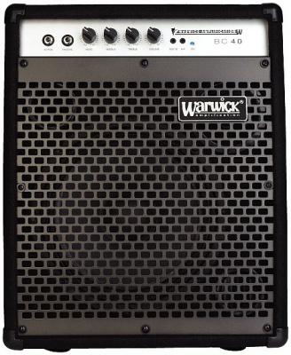 Warwick BC 40 - baskytarové kombo