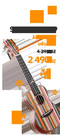 koncertní ukulele Smiger ARS 19